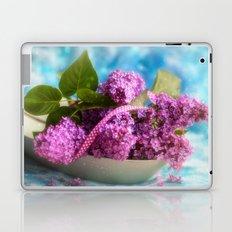 Syringa vulgaris #lilac still life Laptop & iPad Skin