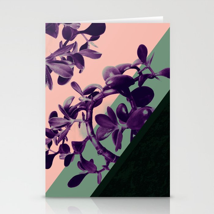 Jade there Stationery Cards