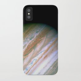 Jupiter by Society6 Planet Prints iPhone Case
