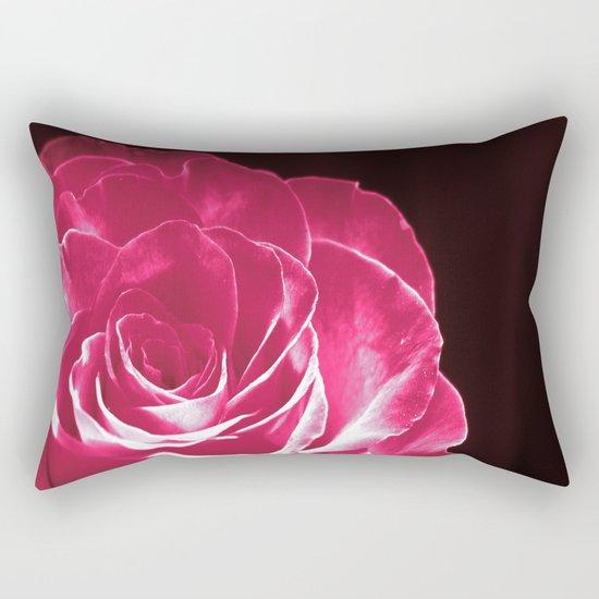 Colours Rose Rectangular Pillow