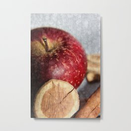 Taste of Winter Metal Print