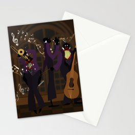 Orchestra Stationery Cards