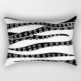 Hand Made Tentacle Rectangular Pillow