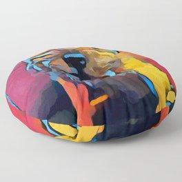 Border Terrier Floor Pillow