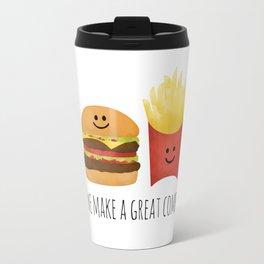 We Make A Great Combo Travel Mug