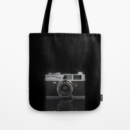 Grandfather's Camera Tote Bag