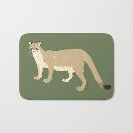 Carnivores of World: Cougar Pum(a) (c) 2017 Bath Mat