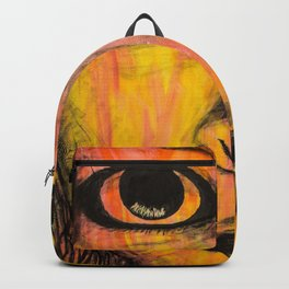 Staring Contest Backpack