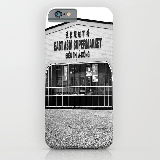 East Asia Supermarket iPhone & iPod Case
