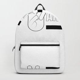 Second Amendment Backpack