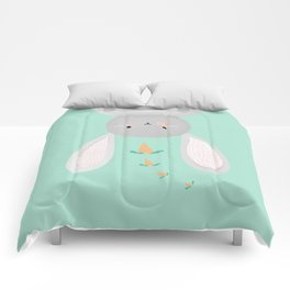 Bunny Comforters