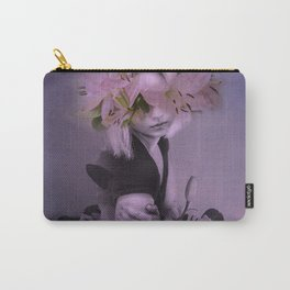 The girl who wanted to be a flower Carry-All Pouch