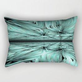 iDeal - Green Slide  Rectangular Pillow