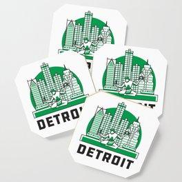 Spirit of Detroit Coaster