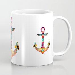 Decorative Anchor Coffee Mug
