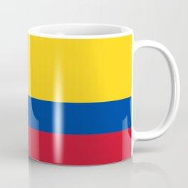 Flag of Colombia-Colombian,Bogota,Medellin,Marquez,america,south america,tropical,latine america Coffee Mug