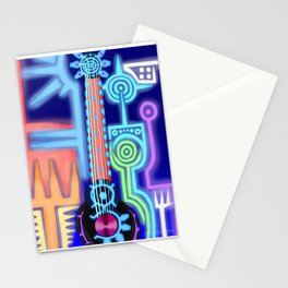 Keyblade Guitar #43 - Photon Debugger Stationery Cards