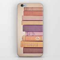 literary iPhone & iPod Skins featuring Literary Gems II by Laura Ruth