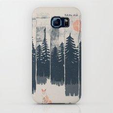 A Fox in the Wild... Slim Case Galaxy S7