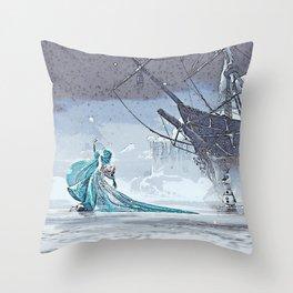 Frozen - A Sister's Sacrifice Throw Pillow