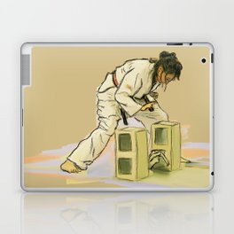 Broken Brick Laptop & iPad Skin