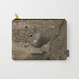 Woodland grey squirrel Carry-All Pouch