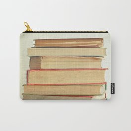 Stack of Books Carry-All Pouch