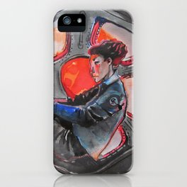 Commander iPhone Case