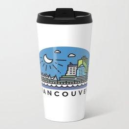Vancouver Metal Travel Mug