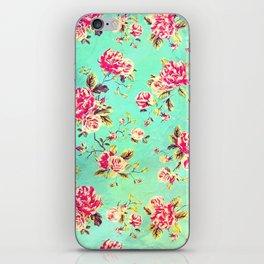 Vintage Flowers XLIII - for iphone iPhone Skin