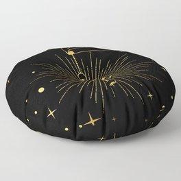 Miss Infinity Floor Pillow