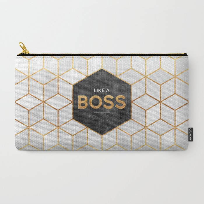 Like a boss Carry-All Pouch