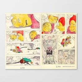 bartkira 2 Canvas Print