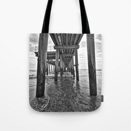 Under the boards Tote Bag