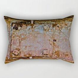 Encrusted Rectangular Pillow