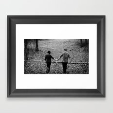 Fated  Framed Art Print
