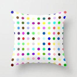 Lorazepam Throw Pillow