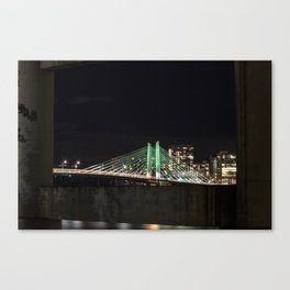 Two Brdiges Canvas Print