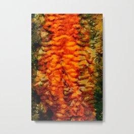Thermal ecosystem Metal Print