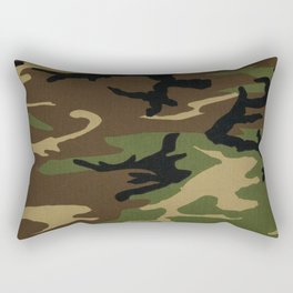 Camo Rectangular Pillow