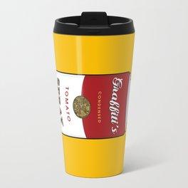 Graffiti's Tomato Spray Travel Mug