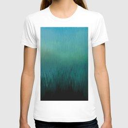 Planet Pixel Earth T-shirt