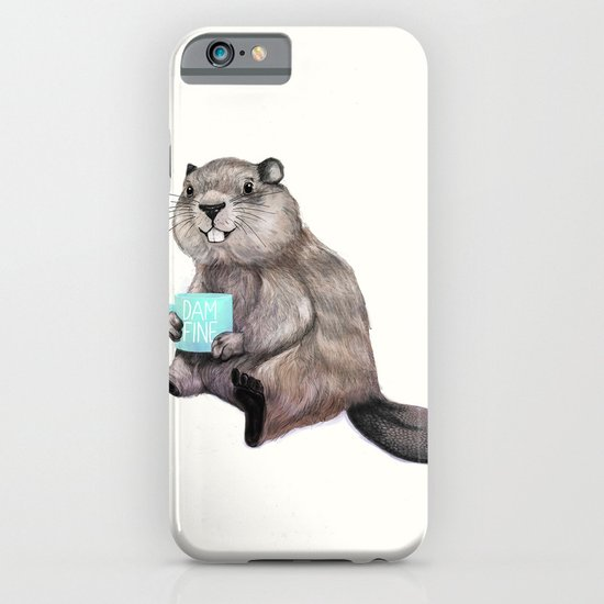 Dam Fine Coffee iPhone & iPod Case