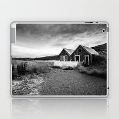 Iceland Shacks Laptop & iPad Skin