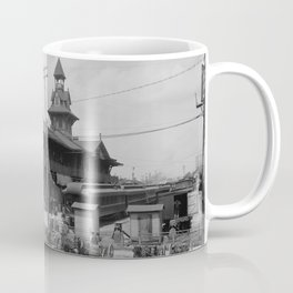 Pensacola, Florida 1900 Coffee Mug