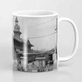 Pensacola, Florida 1900 Coffee Mug