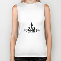 james franco Biker Tanks featuring James by Papa-Paparazzi