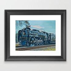 844 Framed Art Print