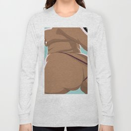 Untitled #121 Long Sleeve T-shirt