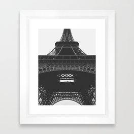French Cliche Framed Art Print